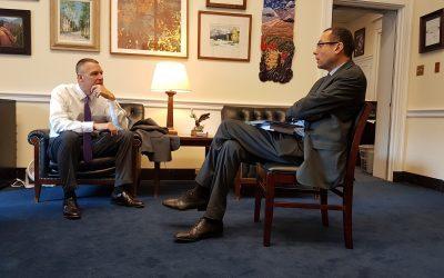 היַחְדָּה למען הגולן השלימה סבב פגישות ראשון בוושינגטון