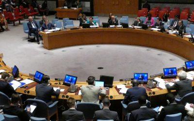 """היסטוריה: לראשונה ארה""""ב משנה את עמדתה ומצביעה 'נגד' הצעת הגינוי השנתית של האו""""ם לשליטה הישראלית ברמת הגולן."""
